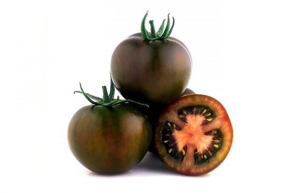 Kumato tomatoes