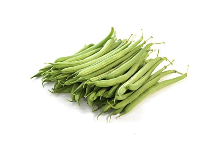 Round Green Beans